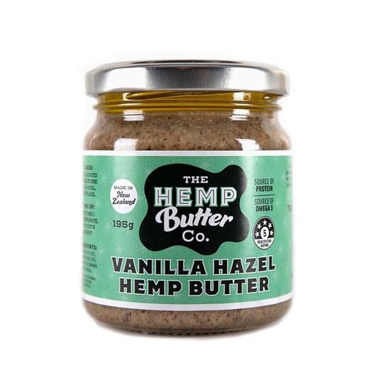 The Hemp Butter Co. Vanilla Hazel Hemp Butter 195g