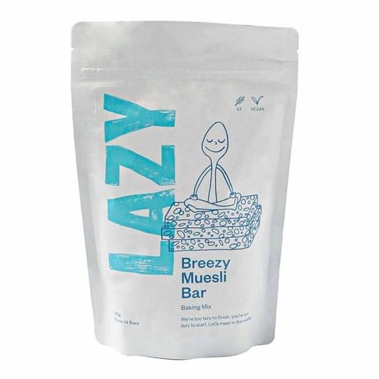 LAZY Mixes Breezy Muesli Bar Mix