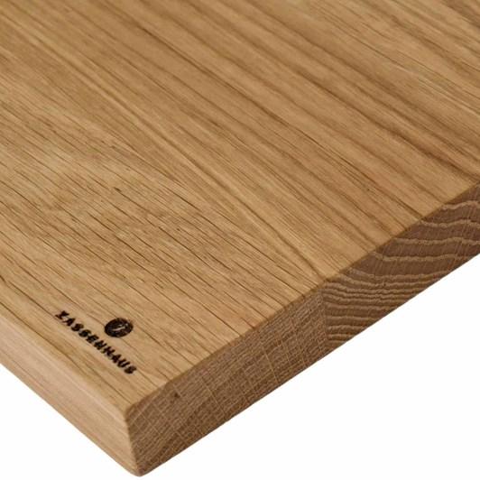 Zassenhaus Oak Chopping Board 26x17x2