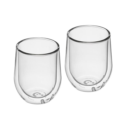 Corkcicle Barware Stemless Glass Clear Pack Of 2