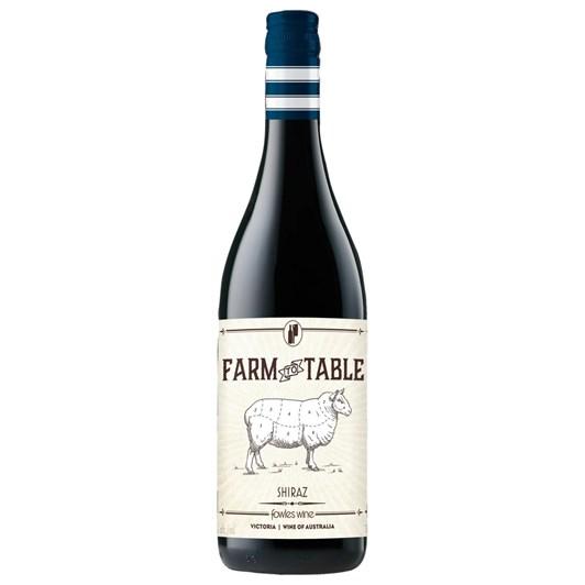 Farm To Table Shiraz 750ml