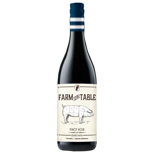 Farm To Table Pinot Noir