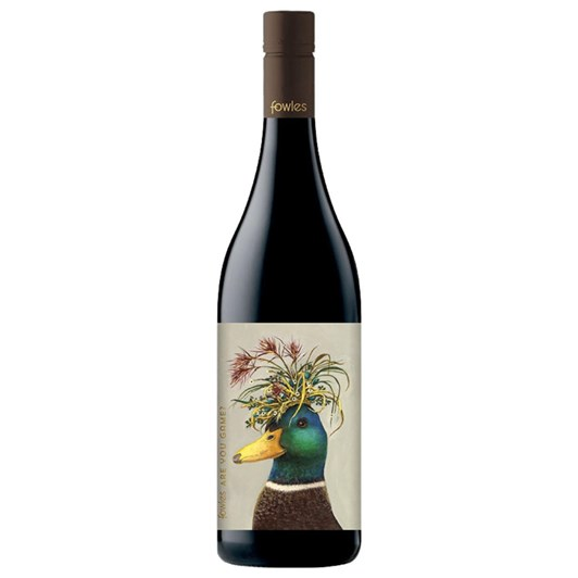 Are You Game? Duck Pinot Noir
