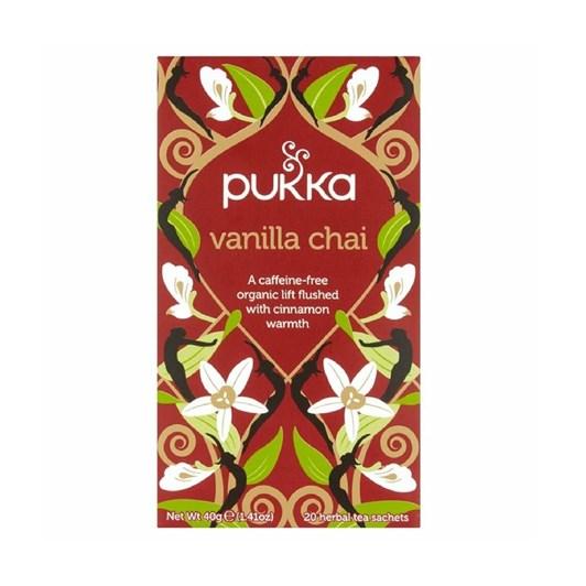 Pukka Vanilla Chai - 20 Sachets