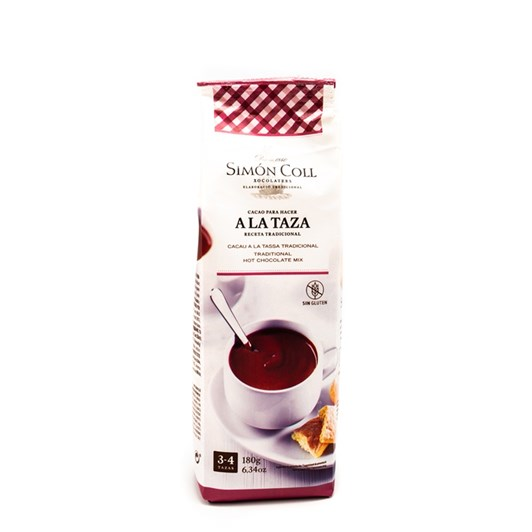 Alataza Hot Chocolate 18% Cocoa Vanilla 180g