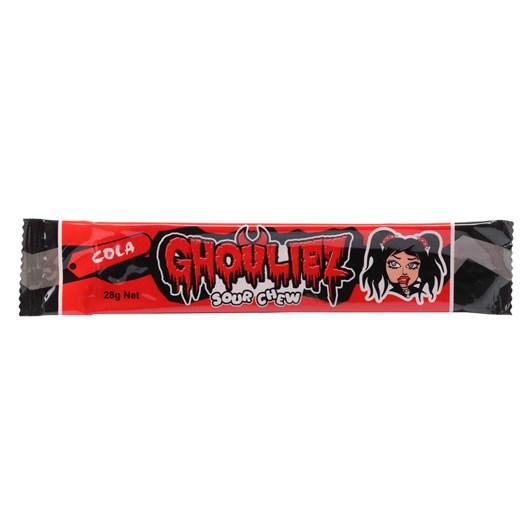 Ghouliez  Chews Sour Cola - 28g