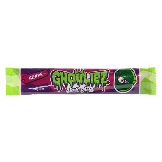 Ghouliez  Chews Sour Grape - 28g