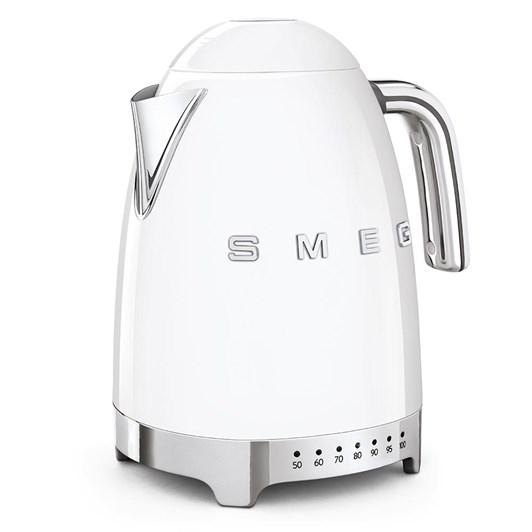 Smeg Electric Variable Temp Kettle - White