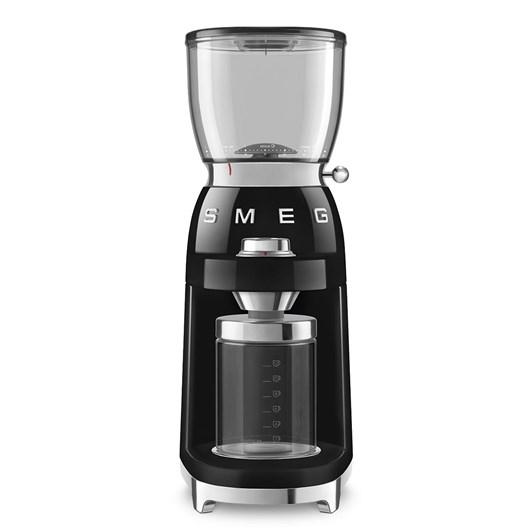Smeg Coffee Grinder - Black