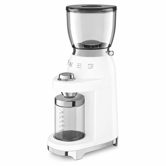 Smeg Coffee Grinder - White