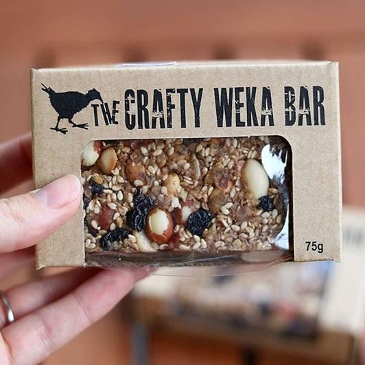 The Original Crafty Weka Bar 75g