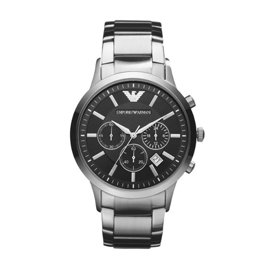 Emporio Armani Renato Two Tone Chronograph Watch AR2434