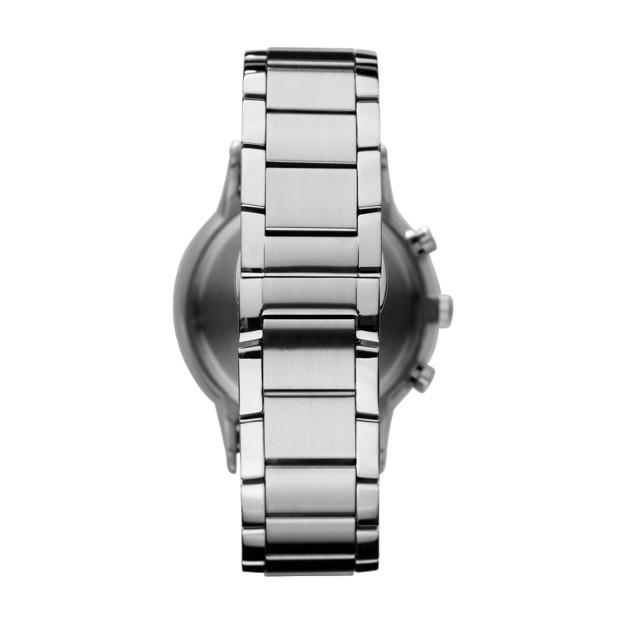 Emporio Armani Renato Two Tone Chronograph Watch AR2434 - na