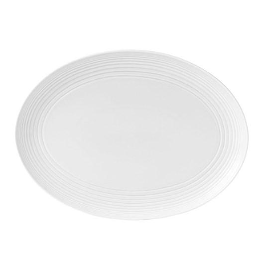 Royal Doulton Gordon Ramsay Maze White Oval Platter 43cm