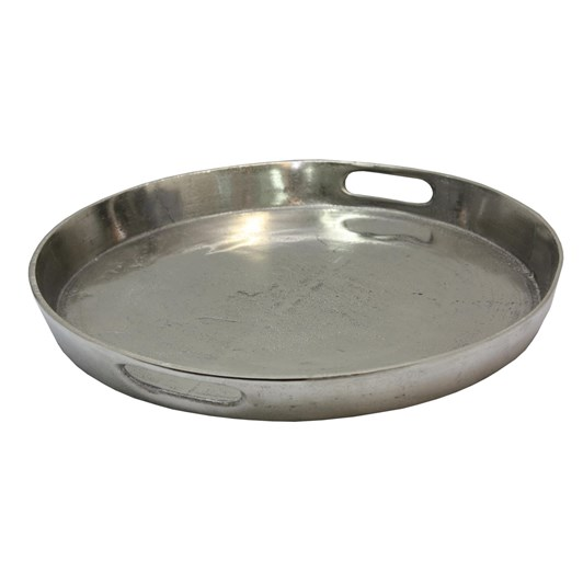 French Country Large Deep Round Tray
