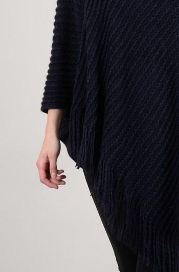 Molly Bracken Knitted Poncho