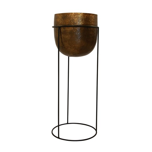 French Country Wine Cooler on Stand Large