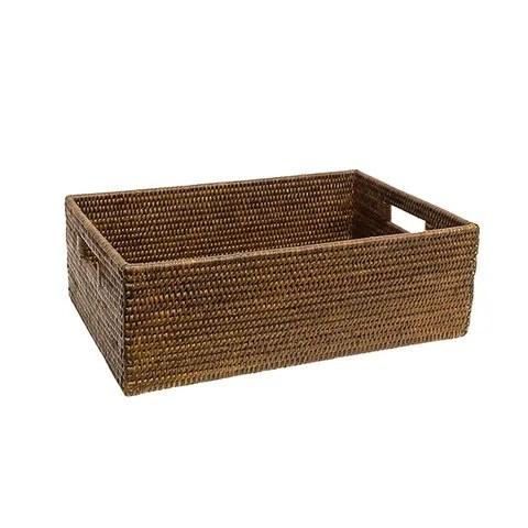 Coco Large Rect Storage Basket 45cmLx31cmWx15cmH