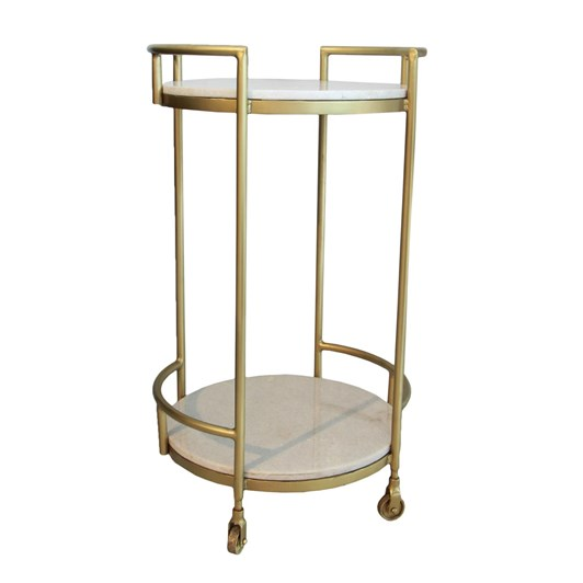 French Country Sinclair Narrow Barcart