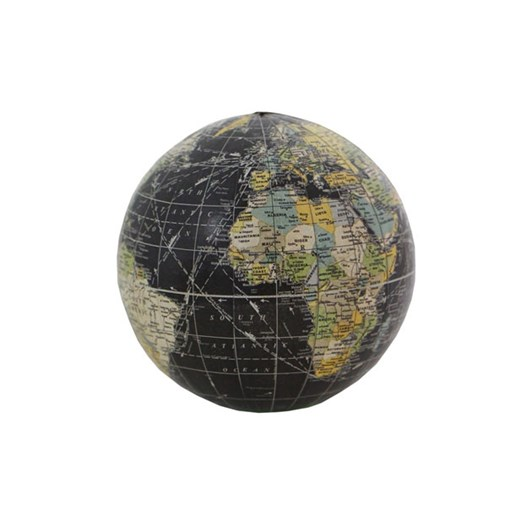 French Country Globe Black 10cm