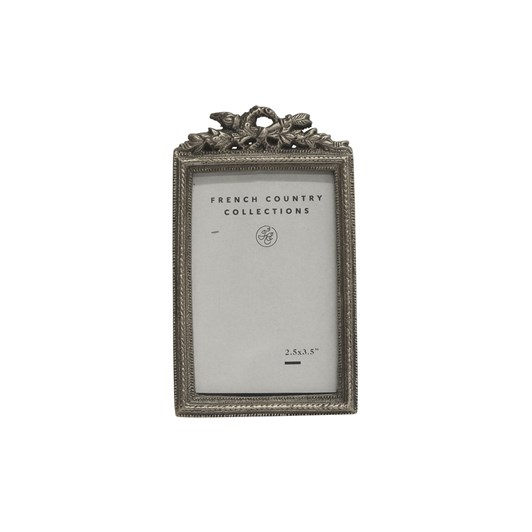 """French Country Wreath Photoframe 3x2"""""""