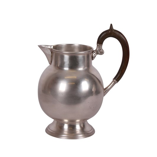 French Country Aster Wood Handle Jug