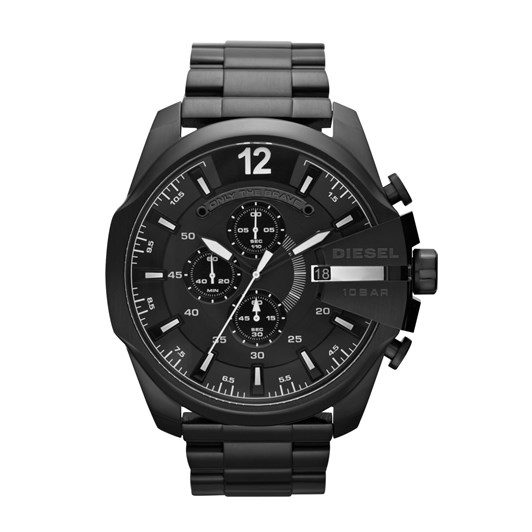 Diesel Mega Chief Black Chronograph Watch DZ4283