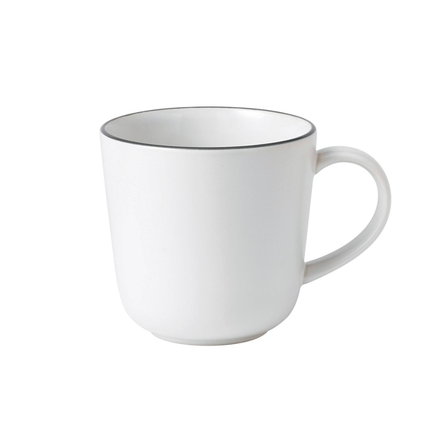 Royal Doulton Gordon Ramsay Bread Street White Mug 310ml - na