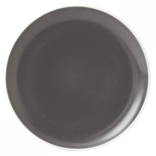 Royal Doulton Tablew Casual^gr Bread Street^slate Plate 21cm