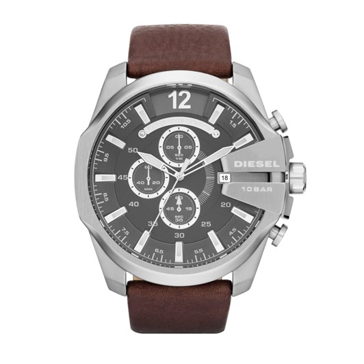 Diesel Mega Chief Brown Chronograph Watch DZ4290
