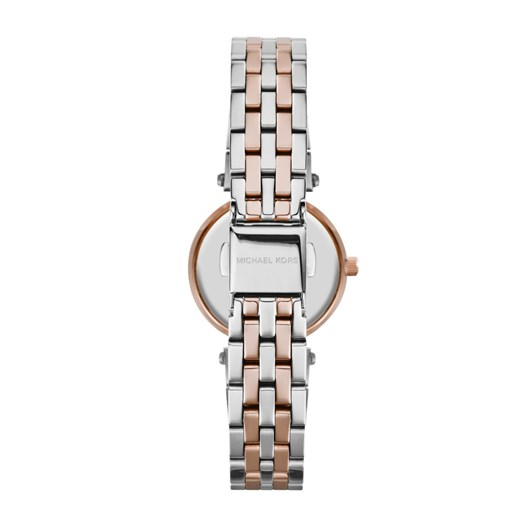 Michael Kors Petite Darci Two Tone Analogue Watch MK3298