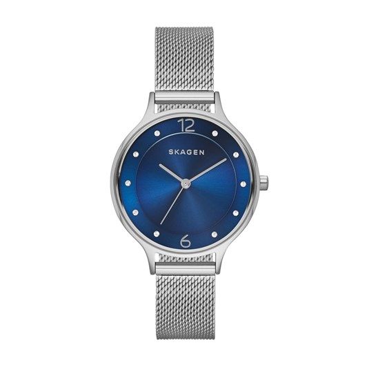 Skagen Anita Silver-Tone Analogue Watch SKW2307