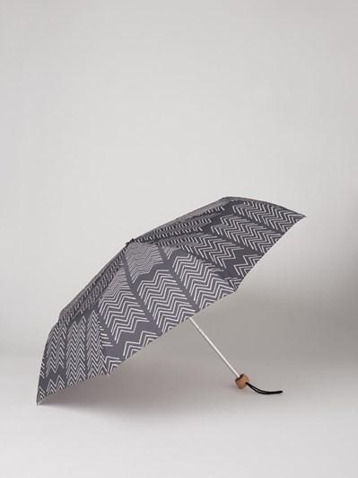 Citta Montana Folding Umbrella Carbon/Scoria  98cmdia