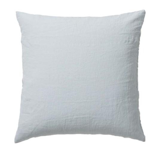 Citta Sove Linen Euro Pillowcase Duck Egg 65x65cm