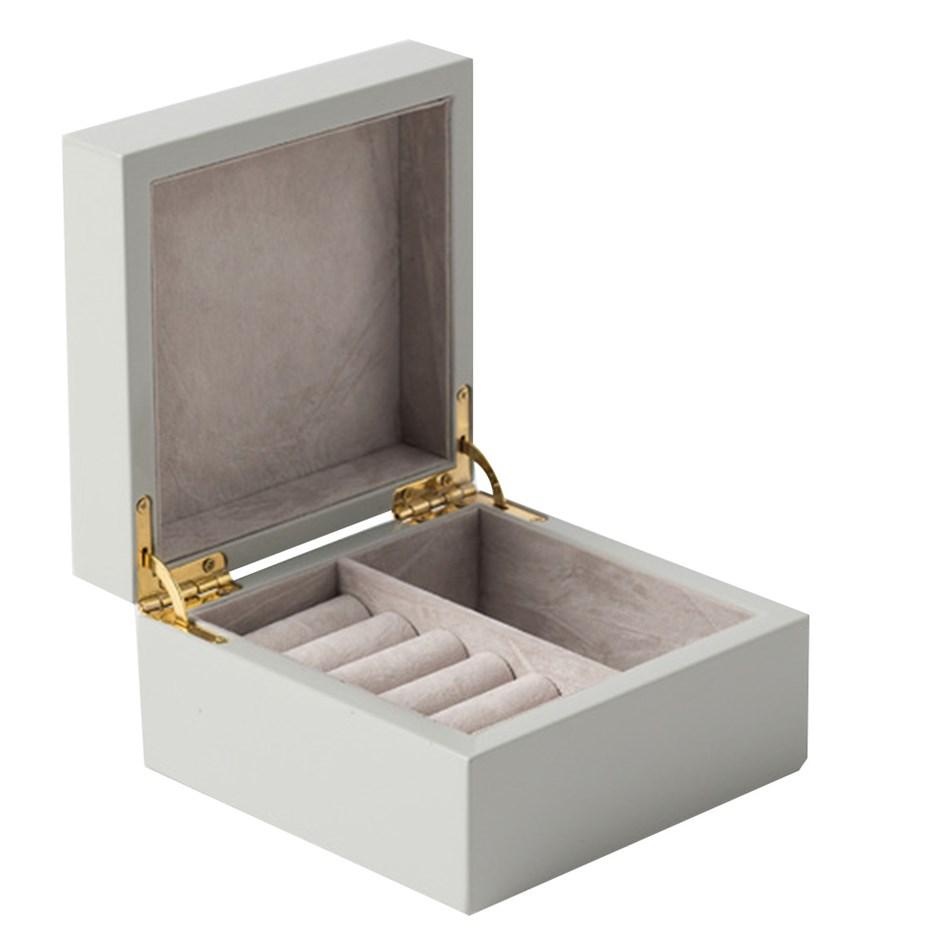Citta Jewel Box Clay Extra Small 12.5x12.5x7cmh -