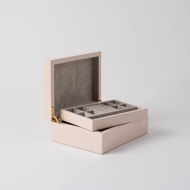 Citta Jewel Box Shell Small 28x20x9cmh -