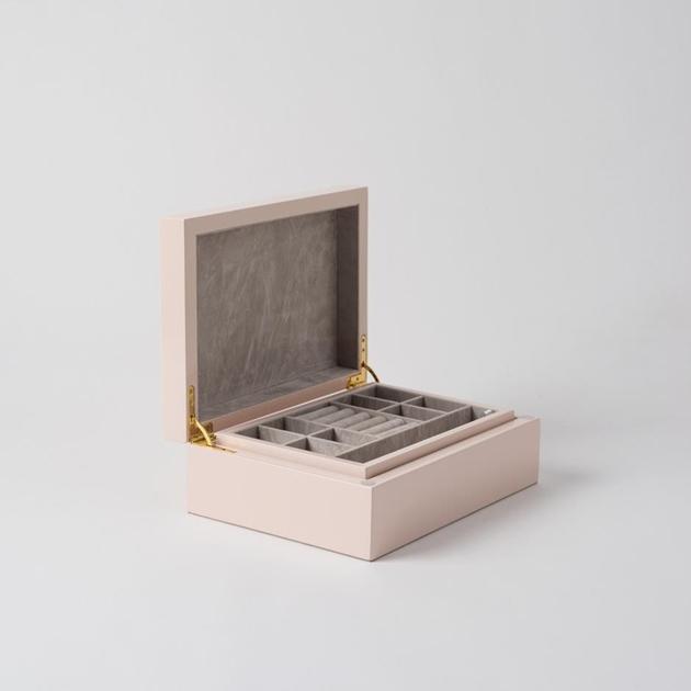 Citta Jewel Box Shell Small 28x20x9cmh - na