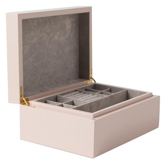 Citta Jewel Box Shell Large 35x25x15cmh