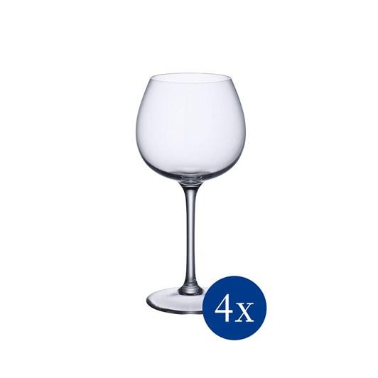 Villeroy & Boch Purismo Wine Red Wine Goblet Set 4