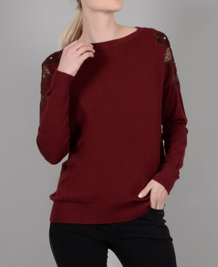Molly Bracken Knitted Sweater