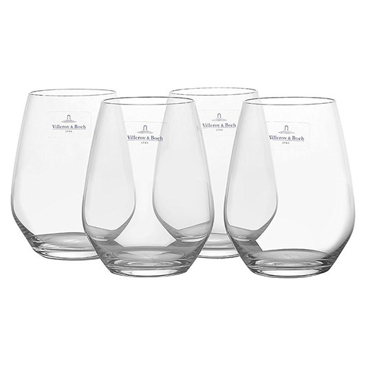 Villeroy & Boch Ovid Water Glass Set 4