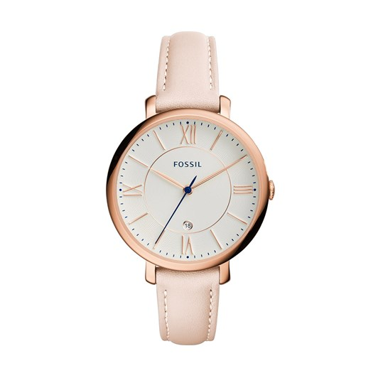 Fossil Jacqueline Pink Analogue Watch ES3988