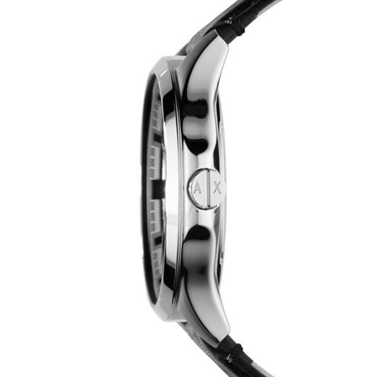 Armani Exchange Hampton Black Analogue Watch AX2101