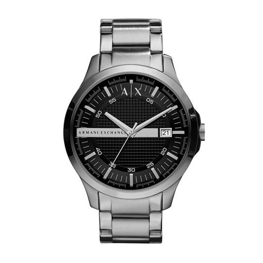 Armani Exchange Hampton Silver-Tone Analogue Watch AX2103