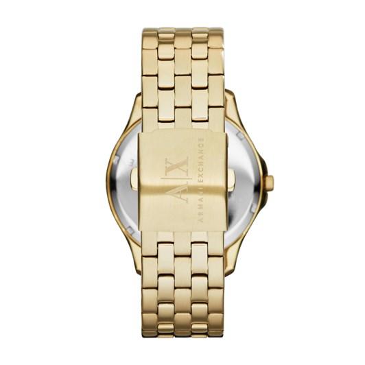 Armani Exchange Hampton Gold-Tone Analogue Watch AX2145