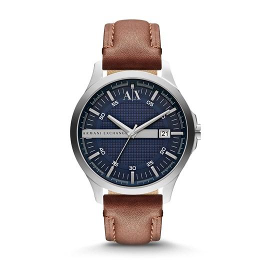 Armani Exchange Brown Analogue Watch