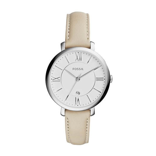 Fossil Jacqueline White Analogue Watch ES3793