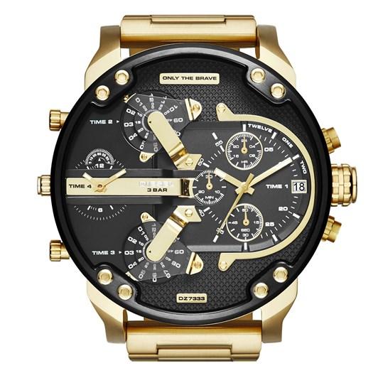 Diesel Mr. Daddy 2.0 Black Dial Quartz Men's Watch DZ7333