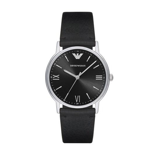 Emporio Armani Kappa Black Analogue Watch AR11013