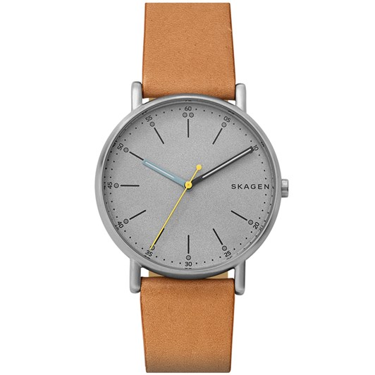 Skagen Signatur Brown Analogue Watch SKW6373